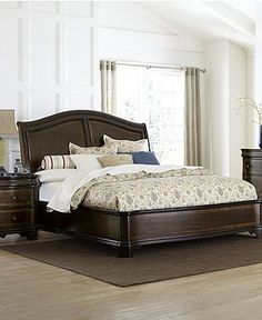 King Beds Bedroom Furniture And King On Pinterest