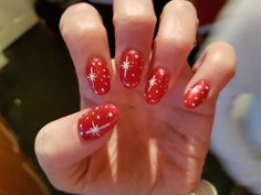 Best Xmas Nails Ever!! 🎄🎄🎄 Find my wonderful talented nail technician on Facebook Charlotte Pulford Beauty ♥♥