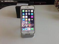 Amazon.co.jp: Spinido® iPhone5/5c/5s/6/Plus/Galaxy/Samsung 対応 アルミニウム合金 スマートフォンスタンド (iPhone, silver): 家電・カメラ