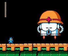 Mega Man 3, NES.