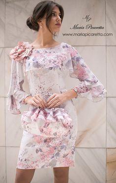 Royal Dresses, Gala Dresses, Short Dresses, Elegant Dresses For Women, Stylish Dresses, Pretty Dresses, Fall Fashion Outfits, Fashion Dresses, Chiffon Dress