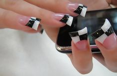 flare acrylic nails - Google Search