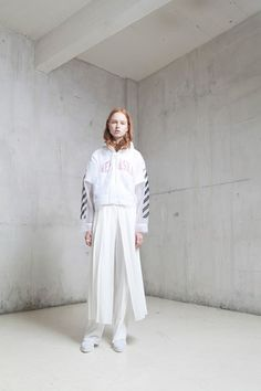 Paris Fashion Week Day 1 Off White Spring/Summer 2015  Ready to wear  23 September 2014