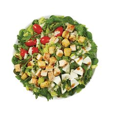Fast Food Salads To Go - Healthy Salad Fresh Salads - Wendy's