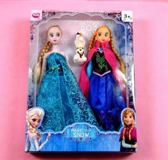 best toys for 2015 Christmas gift frozen elsa and anna doll 30cm #toys