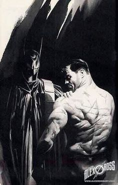Batman - Alex Ross