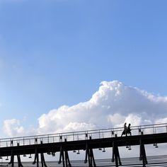 "macenzo: ""Crossing the Sky"""