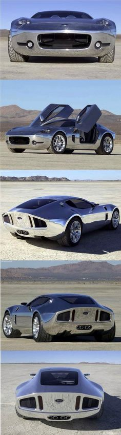 Ford Shelby GR-1 concept ...just whoa!