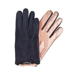 Gloves '3-CU2Cs1-1' by Nina Peter.