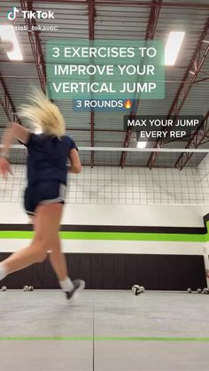 Volleyball Tryouts, Volleyball Motivation, Volleyball Skills, Volleyball Practice, Volleyball Training, Basketball Workouts, Gymnastics Workout, Coaching Volleyball, Gym Workout For Beginners