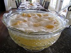 From My Table To Yours: Orange Dreamsicle Punch