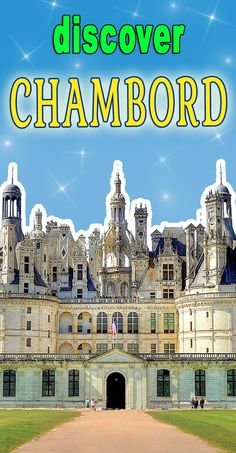 Here's my top 10 most beautiful chateaux of the Loire Valley. and of course it includes Chambord, Chenonceau, Azay-le-Rideau. Chambord Castle, French Castles, Renaissance Architecture, How To Find Out, Most Beautiful, France, In This Moment, Travel, Wanderlust