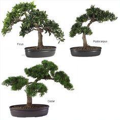 How to make a fake bonsai tree