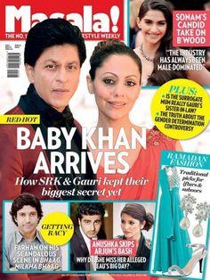 Twitter / PlanetSRK: @Olivia García Gulino SRK & his wife on the ...