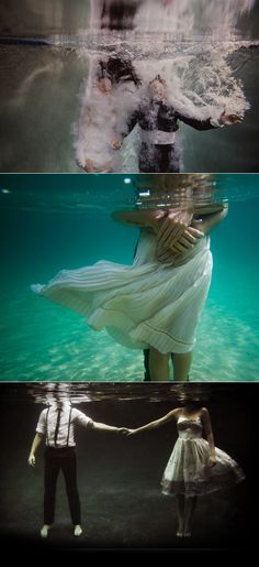 exPress-o: Underwater and in love