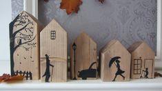 Houten huisjes met een verhaal!
