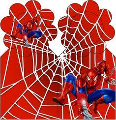 Marcador de Páginas Homem Aranha: