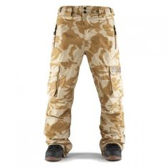 Thirty Two Blahzay Snowboard Pant 2014 - Safari Camo