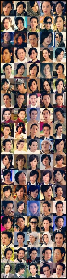 The many looks of Hwang Tae Kyung