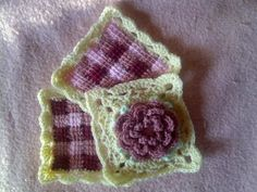 flower granny square afghan - free crochet pattern