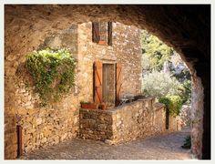"""Minerve (Hérault), classé """"un des plus beaux villages de France"""""""