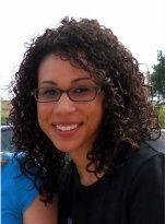 Devacurl - Brunette, 3b, 3c, Mature hair, Medium hair styles, Long hair styles, Readers, Female, Curly hair, Teen hair, Black hair, Adult hair Hairstyle Picture