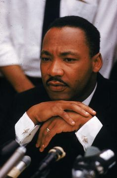 "Dr. Martin Luther King wrote his ""Letter from Birmingham Jail"" after being arrested and booked April 12, 1963. King's heartfelt letter is considered the preeminent document of the Civil Rights Movement, appearing in hundreds of anthologies and designated as required reading for many students worldwide. It has been translated into 40 languages. (photo taken 1962)"