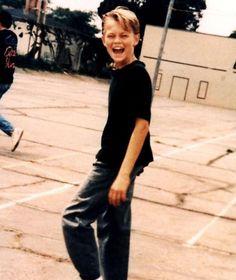 Leonardo DiCaprio comme un enfant à 16 ans