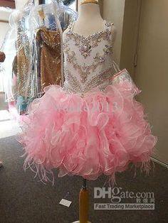 Unique Fashions Girls - Pageant Designs 95