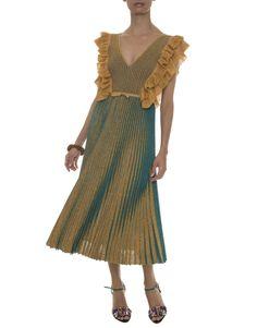 Frufru: ornamento feminino por excelência. Forma onomatopéica de babadinhos franzidos, em geral estreitos.