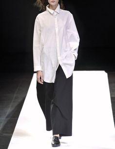 what-do-i-wear:  Yohji Yamamoto
