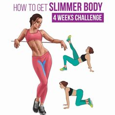 Get Slimmer Body With This Workout You need just 28 days to make the body absolutely fit! Exercises will help you to create the perfect body in 1 month! Fitness Challenge below makes your dream come true! Fitness Motivation, Fitness Workouts, Fitness Goals, Fun Workouts, At Home Workouts, Health Fitness, Motivation Quotes, Funny Fitness, Fitness Humor