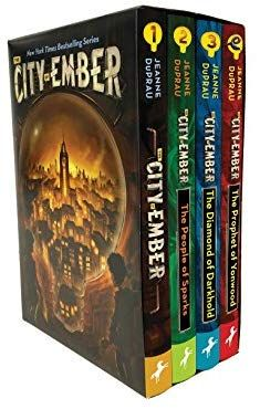 Amazon Com The Prophet Of Yonwood The City Of Ember Book 4 9780399551642 Jeanne Duprau Books In 2020 City Of Ember City Of Ember Book Books