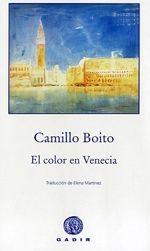 El color de Venecia #libros #reseñas #lectura