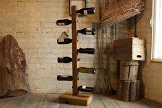 Post Wine Rack