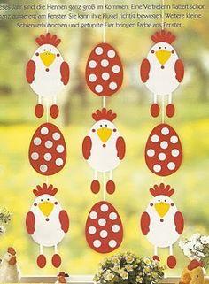 """""""Ταξίδι στη Χώρα...των Παιδιών!"""": ΠΑΣΧΑΛΙΑΤΙΚΗ ΔΙΑΚΟΣΜΗΣΗ ΤΑΞΗΣ - ΠΡΟΤΑΣΕΩΝ...ΣΥΝΕΧΕΙΑ! Easter Art, Easter Crafts, Bird Applique, Cards, Blog, Collage, Infant Crafts, Cooking, Fabric Animals"""