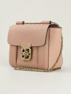 1922e251db84 Chloé Small  Elsie  Shoulder Bag - Farfetch