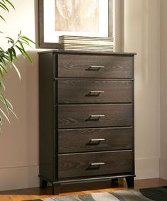 Dakota Skyline Chest by CORT #drawers #storage #furniture