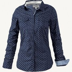 Classic Fit Micro Geo Shirt at Fat Face