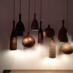 Plera pendant lamp by DZstudio The idea was to realize a small