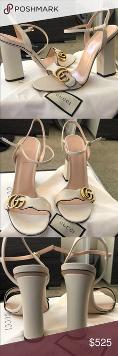 cd27cbb530a0c9 Gucci shoes. Great condition! Worn once at my wedding day. Has very minor