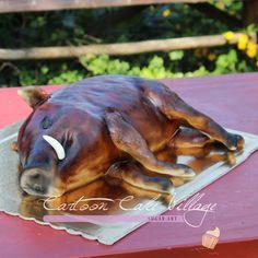 Boar Cake