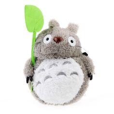 Totoro Tissue Box.  Head opens up.