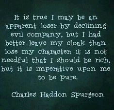 Charles Haddon (CH) Spurgeon June 1834 – 31 January was a British Particular Baptist preacher. Bible Verses Quotes, Faith Quotes, Life Quotes, Scriptures, Christian Faith, Christian Quotes, Cool Words, Wise Words, Charles Spurgeon Quotes