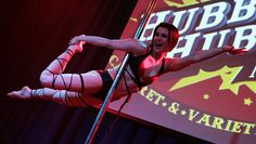 """Hubba Hubba Revue's """"3-Ring Ruckus"""" Not Your Everyday Circus"""