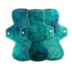 This beautiful and unique pad is a heavy absorbency cloth pad for heavy menstrual flow, incontinence or as a back up to an internal product.