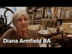Married Royal Academicians Diana Armfield and Bernard Dunstan have been painting alongside each other for 65 years. Landscape Art, Diana, Inspiration, Life, Videos, Paintings, Simple, Youtube, Women