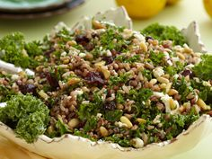 SooFoo Lemon Kale Salad