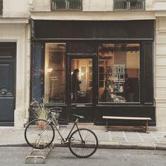 Morning Coffee in Paris
