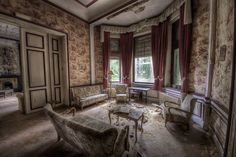 Chateau Les Chambres by DimitriKING on @DeviantArt
